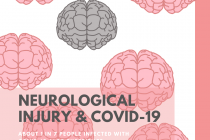 10/18 News Flash 1: About 1 in 7 people infected with COVID-19 experience neurological damage