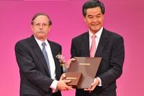 Professor Horwich Receives Prestigious Shaw Prize
