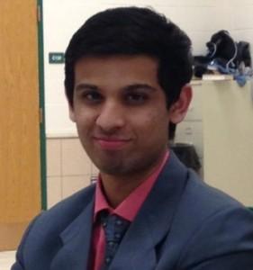 Yale Scientific Chinmay Bakshi Head Shot