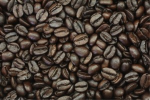 Decaffeinated coffee beans that are ready for consumption. Courtesy of Anderson's Coffee