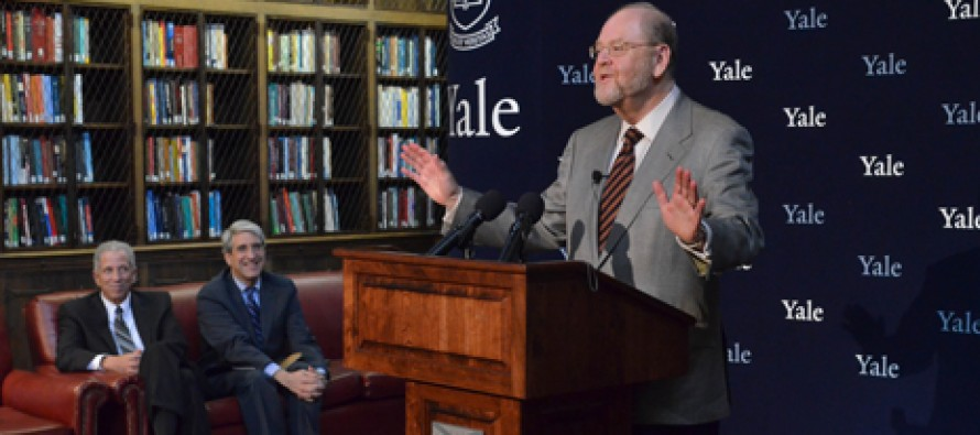 James Rothman '71, wins Nobel Prize in Physiology or Medicine: Yale's own celebrated for discovering mechanism behind a molecular cargo transport system