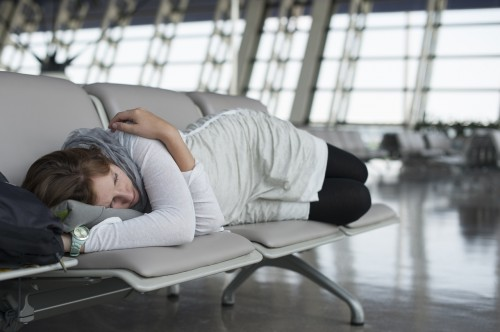 The crippling effects of jet lag are often difficult to shake off for days. Researchers at Oxford University have found that these symptoms are due to a protein called SIK1. Image courtesy of Sleeping Well.