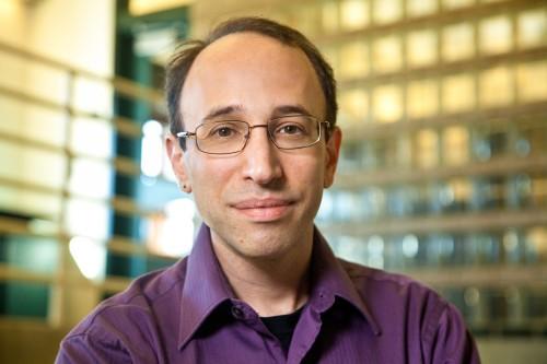 Professor Daniel Spielman. Courtesy of the MacArthur Foundation.