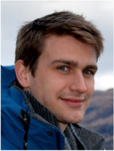 Brian Vlastakis, a graduate student at Yale, was the lead author of the November 2013 Science article detailing the experiment's findings. Image courtesy of Brian Vlastakis.