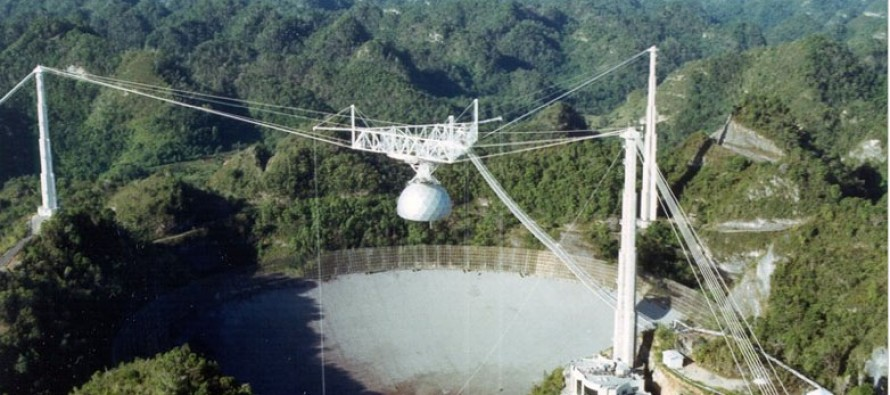 Student Astronomers in Puerto Rico: Expedition to the Arecibo Observatory