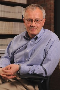 Photo of Dean Peter Crane, awardee of 2014 International Prize for Biology