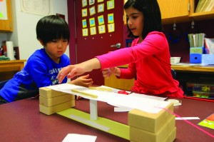 Image courtesy of Engineering is Elementary Through the EiE curriculum, Cunningham aims to help young students develop their inherent creativity by challenging them to experience engineering in action.