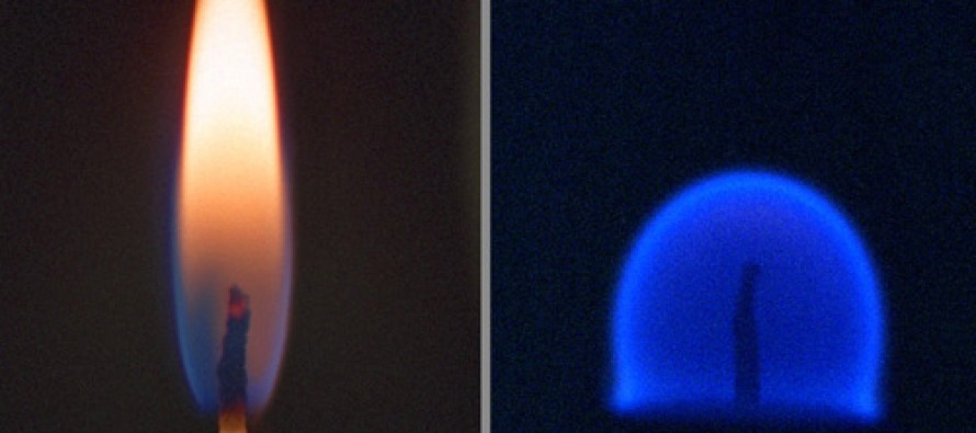To Understand Combustion, Yale Engineers Look to the Skies