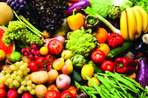 """The take-home message: """"Eat more fruits and vegetables!"""" Image courtesy of topnews.in."""