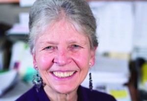 Dr. Joan Steitz, researcher at the Yale School of Medicine and Molecular Biochemistry and Biophysics. Image courtesy of http://medicine.yale.edu/lab/steitz/people//joan_steitz.profile?source=news
