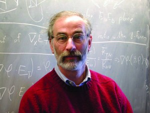 (Courtesy of Zucker Lab). Steven Zucker, the David and Lucile Packard Professor of Computer Science and Electrical Engineering at Yale University.