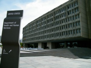 Department of Health and Human Services, where the Centers for Medicare and Medicaid Services are located. Courtesy of Wikimedia Commons.