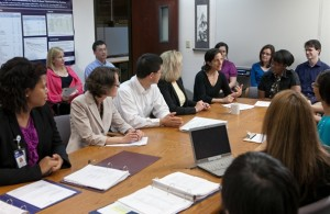 CORE's Quality Measurement group, responsible for developing the hospital outcomes measures. Courtesy of CORE.