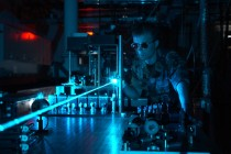 Collaborate to Create: Innovative laser improves imaging abilities