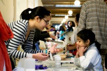 Science on Saturdays: Art, Forensics, and Exploration