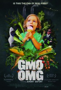 GMO OMG is a documentary that explores the prevalence of genetically modified organisms in our society. Image courtesy of IMDB.