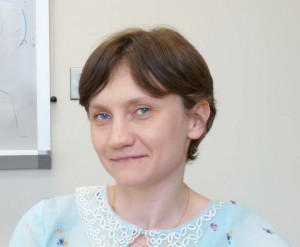 Elena Gracheva is an assistant professor of cellular and molecular physiology at Yale. Image courtesy of Commons at Yale.