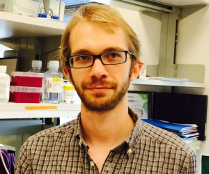 Willem Laursen is a graduate student in Neuroscience at Yale. Image courtesy of Yale Commons.
