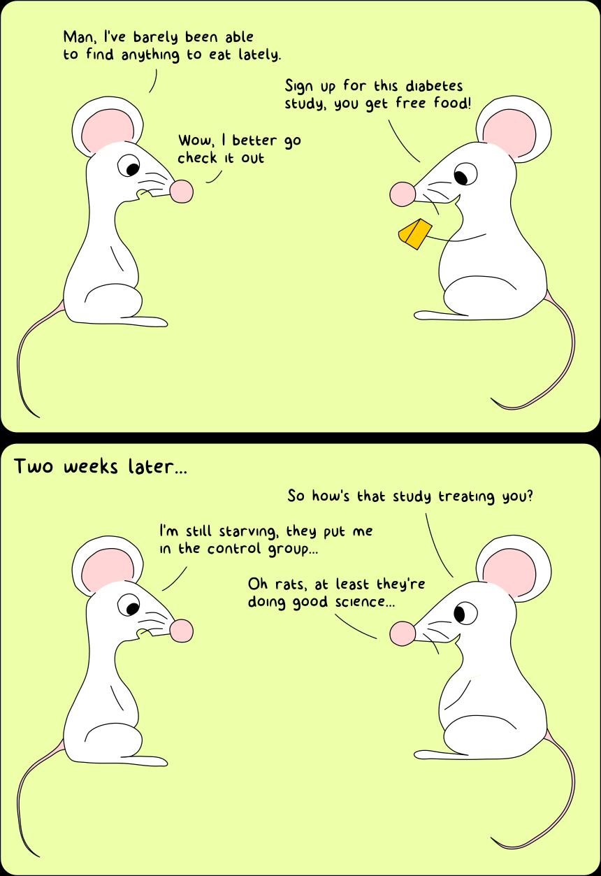 cartoon_Lab Rats