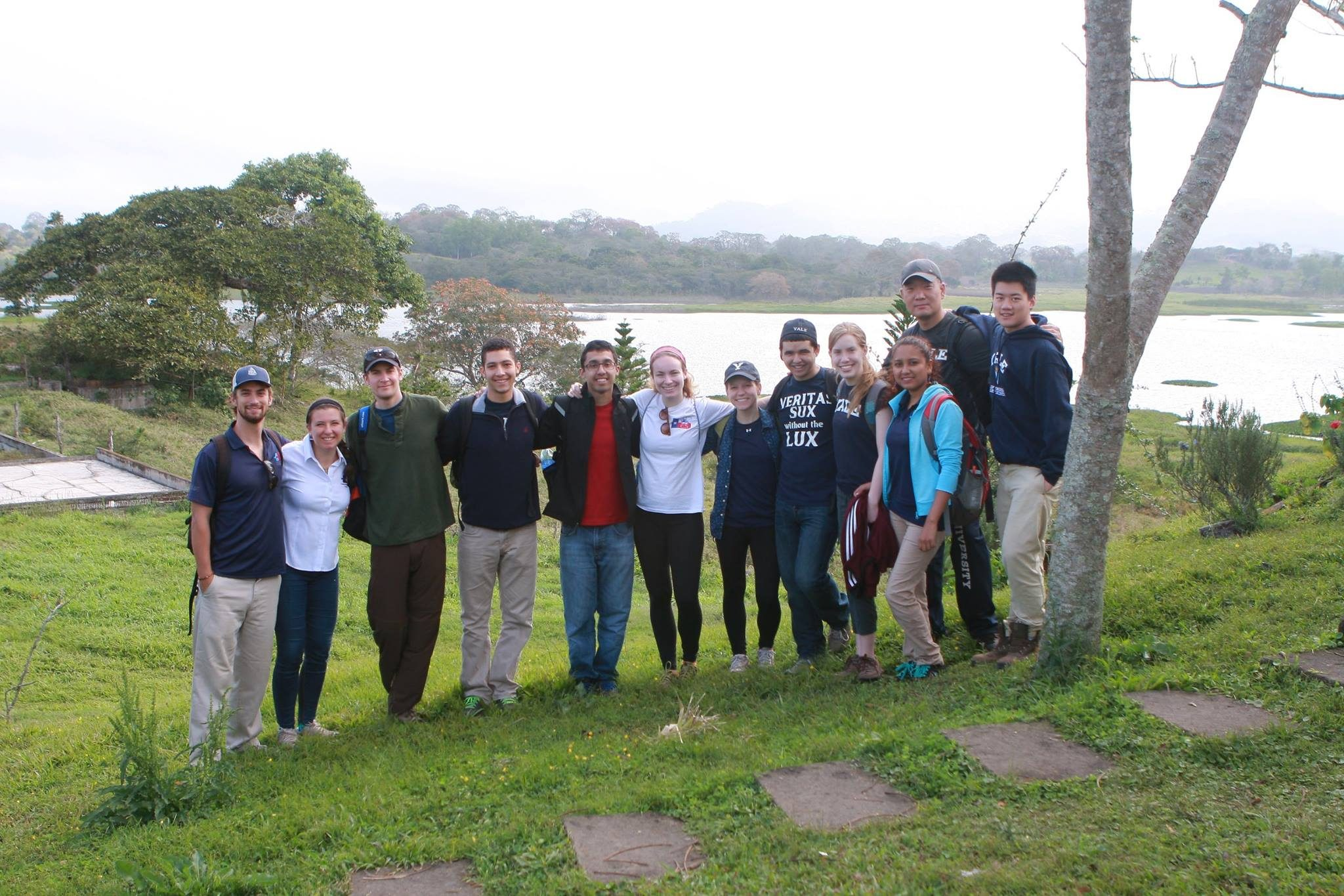 Bringing the Classroom to the Field: Environmental engineering class travels to Nicaragua