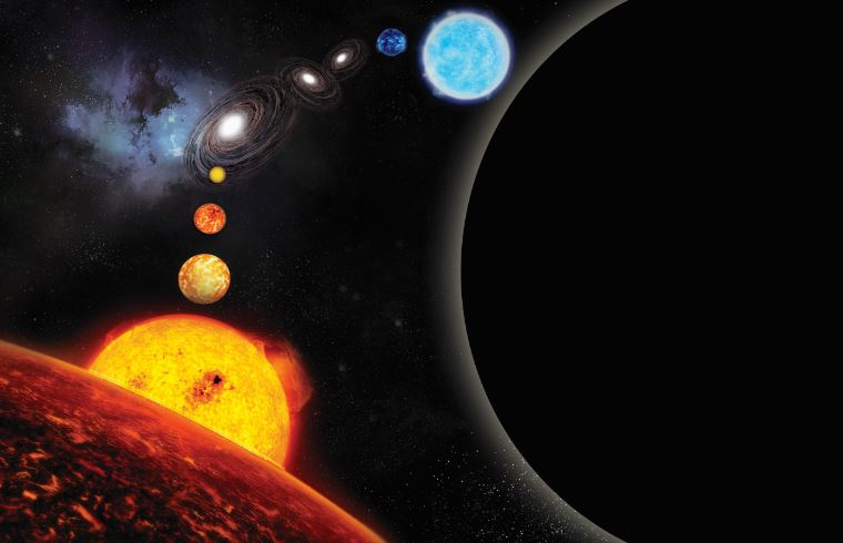 How Stars Form: Collaborative research studies stars from their ...