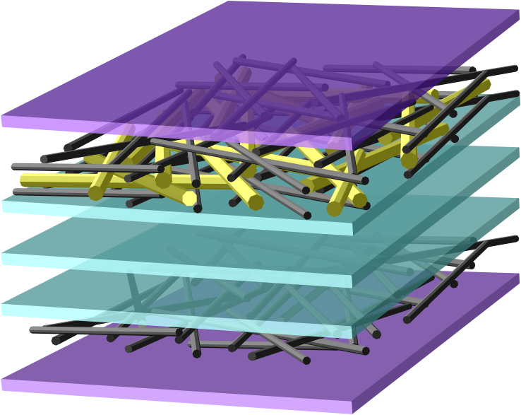 See-through Batteries: A Last Hurdle for Invisible Electronics