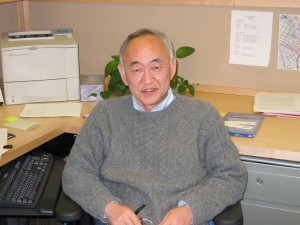 Dr. Yung-Chi Cheng, PhD, the Henry Bronson Professor of Pharmacology at the Yale School of Medicine and the Chairman of the Consortium for the Globalization of Chinese Medicine (CGCM). Courtesy of Dr. Cheng.