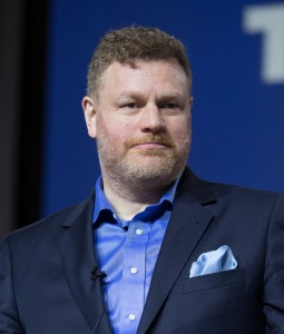 Mark Steyn is a best-selling conservative political commentator who has written previously on climate change. Image courtesy of Wikimedia.