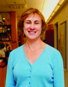 Michele Swanson, PhD, professor in the Department of Microbiology and Immunology at the University of Michigan Medical School. Image courtesy of Michele Swanson.
