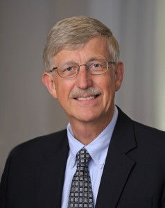 Dr. Francis Collins, a Yale alumnus, is now the Director of the NIH, the largest contributor to medical research in the world. Image Courtesy of NIH.