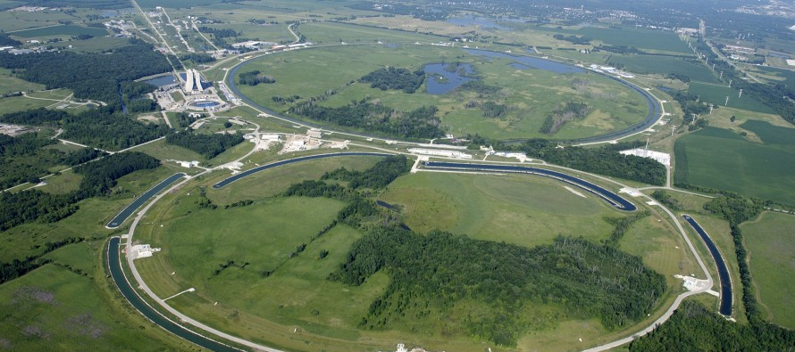 Fermilab and the Future of High Energy Physics in Yale Hands