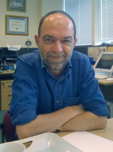 Alec Jeffreys, discoverer of DNA fingerprinting. Image courtesy of Wikimedia Commons.