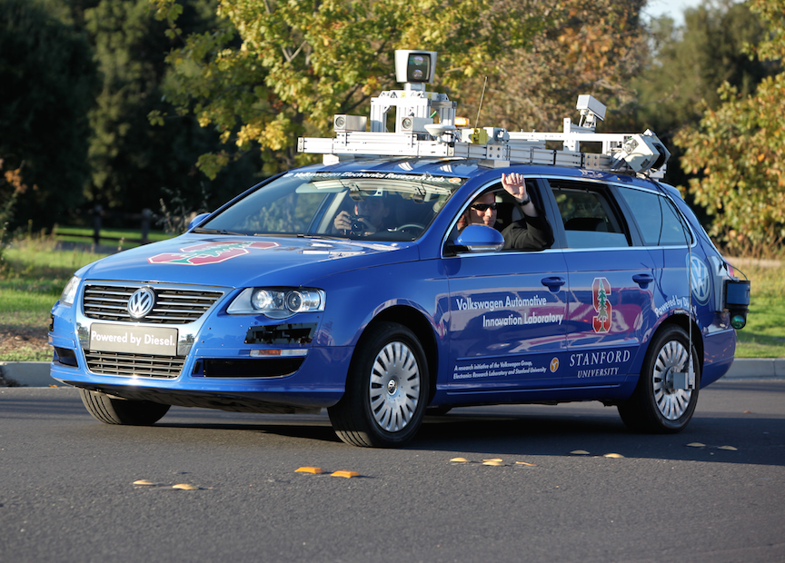 Eyes on the Road: Designing sensors for self-driving cars that see through rain, sleet, and snow