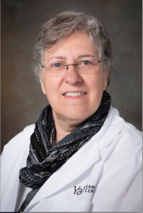 Patricia LoRusso is a professor of medicine at the Yale School of Medicine and is associate director of innovative medicine at Yale Cancer Center. Image courtesy of Patricia M. LoRusso.