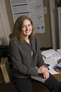 Michelle Bell is the Mary E. Pinchot Professor of environmental health at Yale. Photo courtesy of Dr. Michelle Bell.