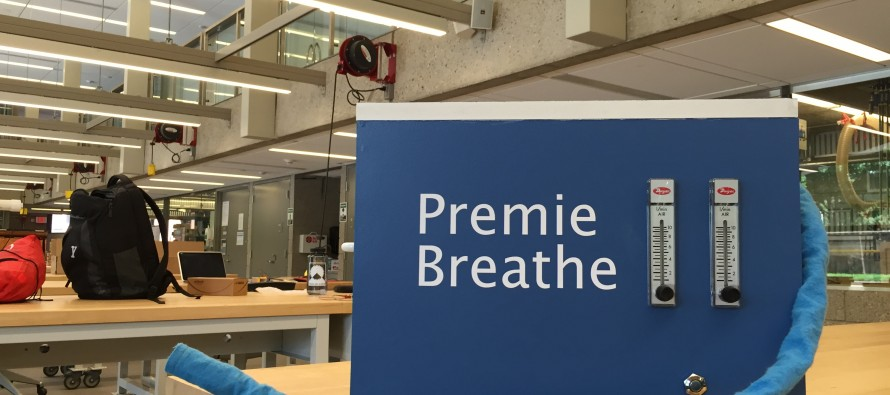 PremieBreathe: A Cost-Effective, Life-Saving Respiratory Device