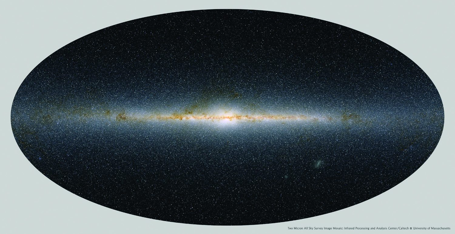 Hidden Galaxies: Looking beyond the Milky Way