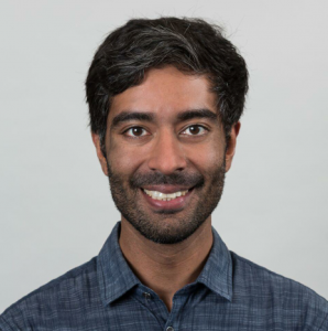 Dr. Bhart-Anjan Bhullar is an assistant professor of Geology and Geophysics at Yale. His work focuses on using geological records to determine pivotal evolutionary transitions in vertebrate history. Image courtesy of Dr. Bhart-Anjan Bhullar.