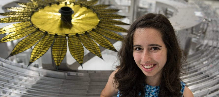 Out of this World: Undergraduate Profile: Sophia Sánchez-Maes (TD '19)