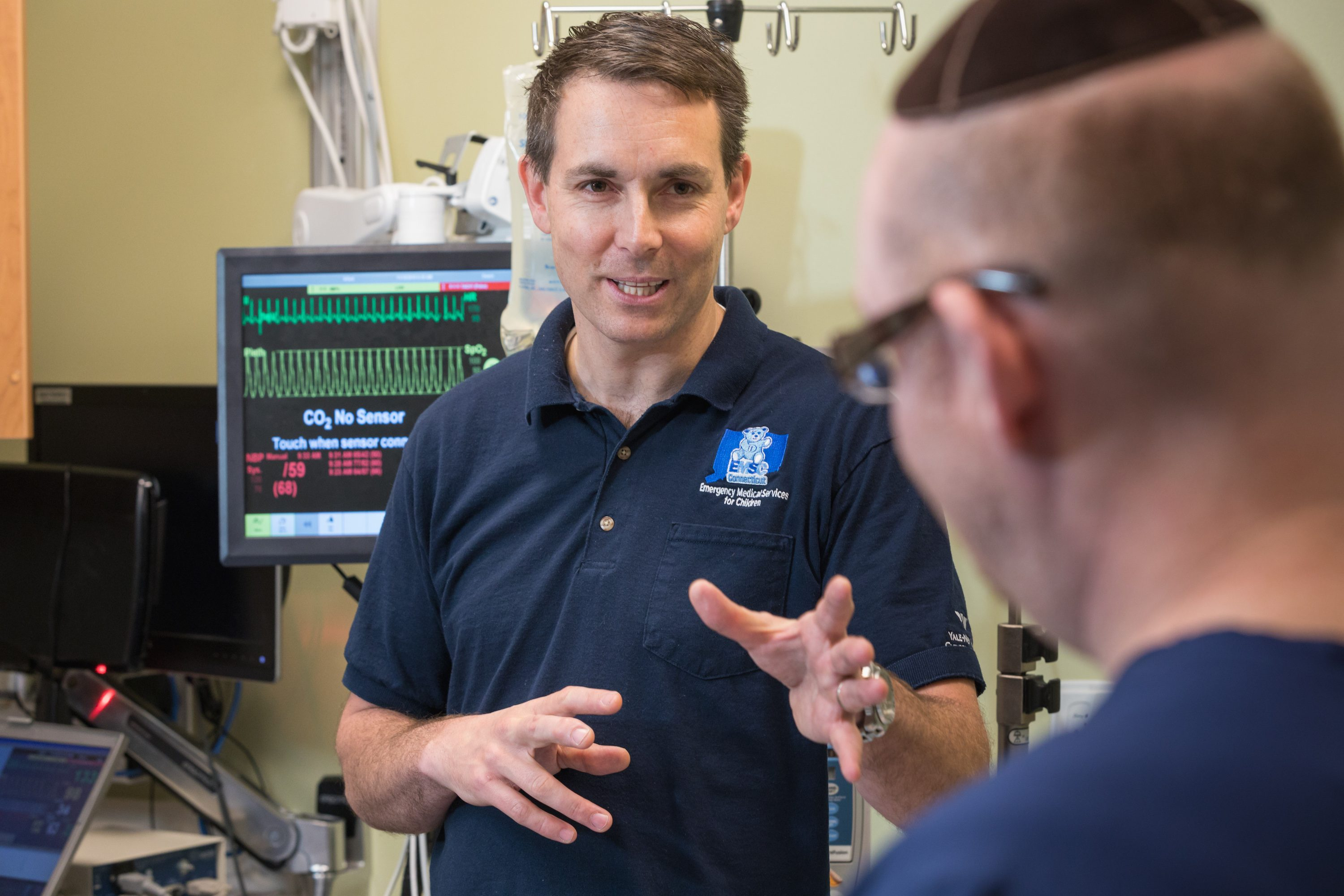 A New Tool for Pediatricians: Yale team develops simulation to improve pediatric emergency care