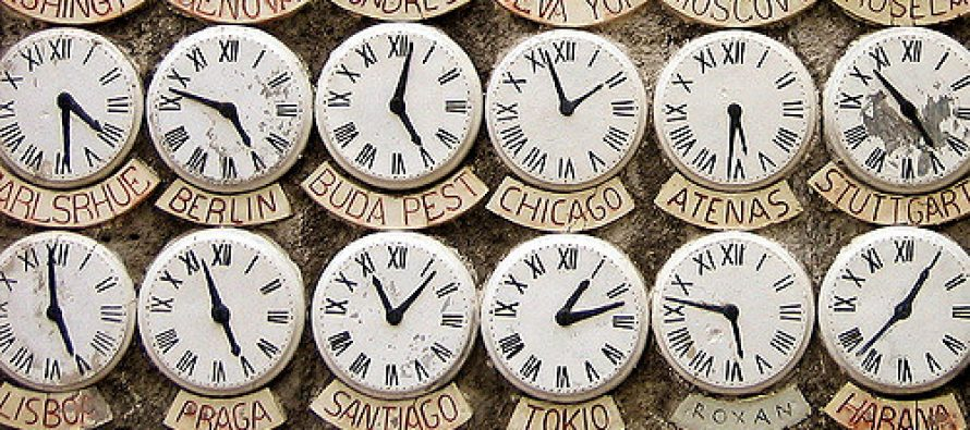 The Clock Keeps Ticking: How the circadian clock helps regulate gene expression