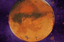 Mars Mirrors Early Earth: Hydrothermal seafloor deposits on Mars send us back in time