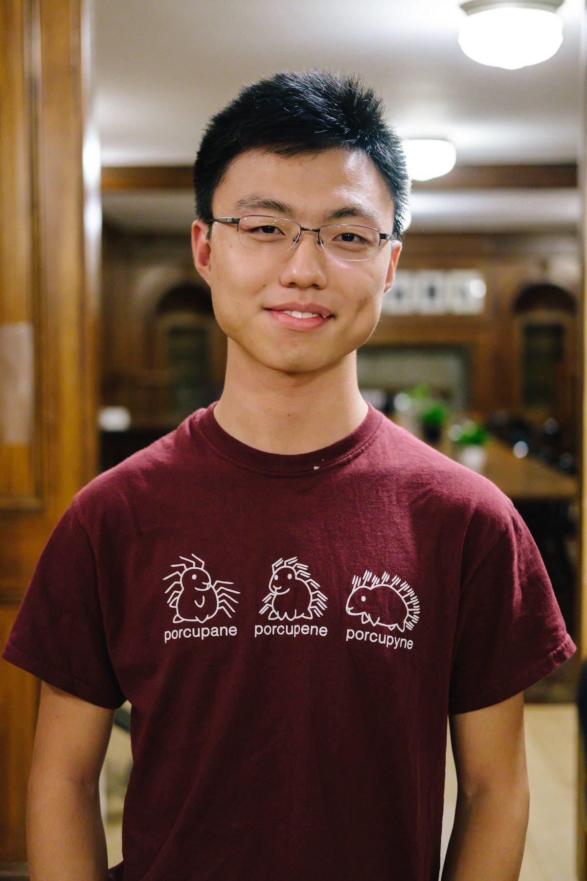 Undergraduate Profile: Peter Wang (TD '18): A Modern-Day Renaissance Man