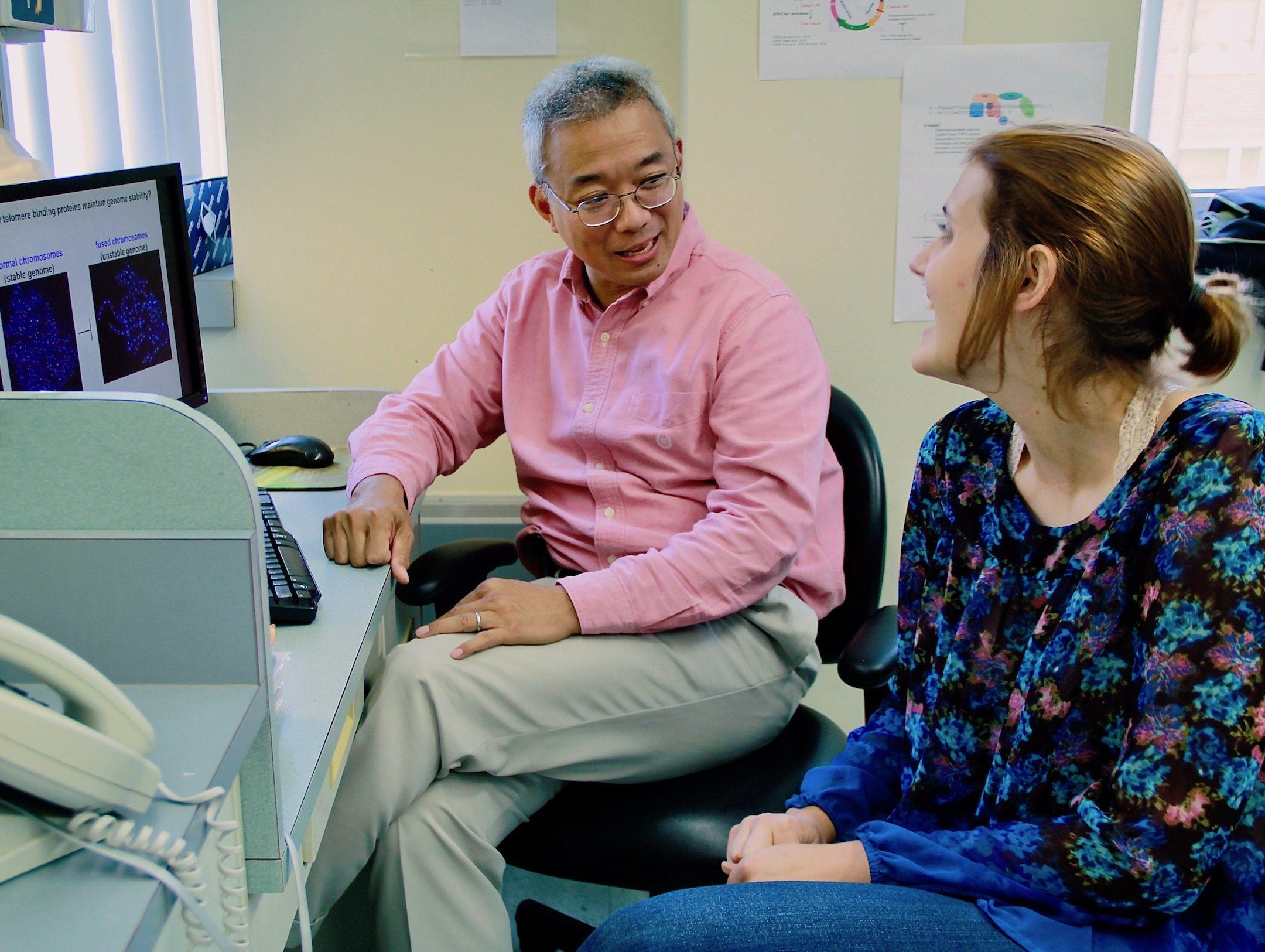 Alumni Profile: Sandy Chang (YC '88)