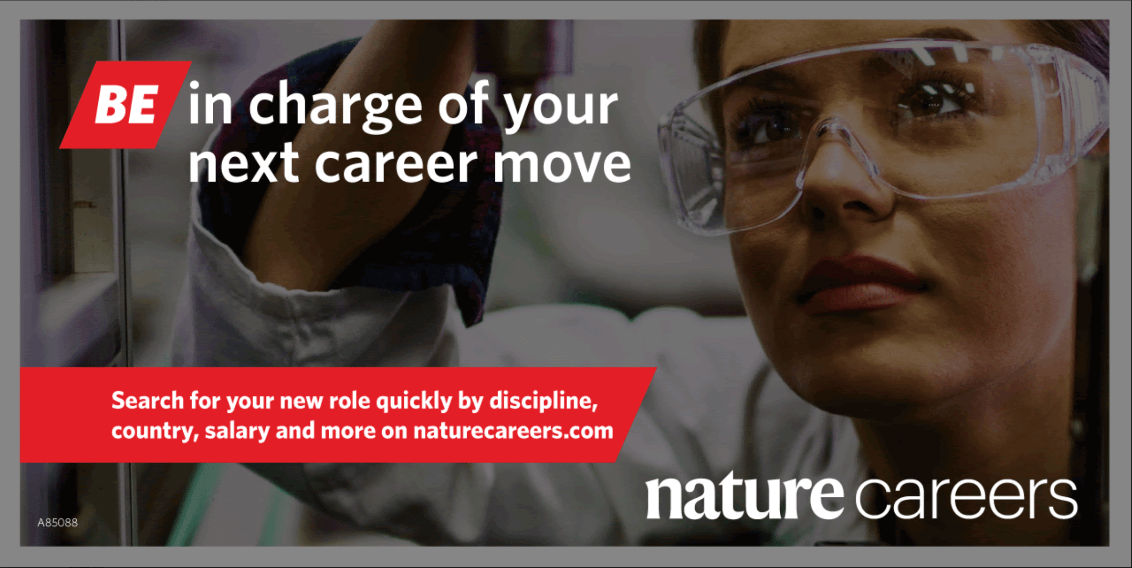 Nature Careers Ad