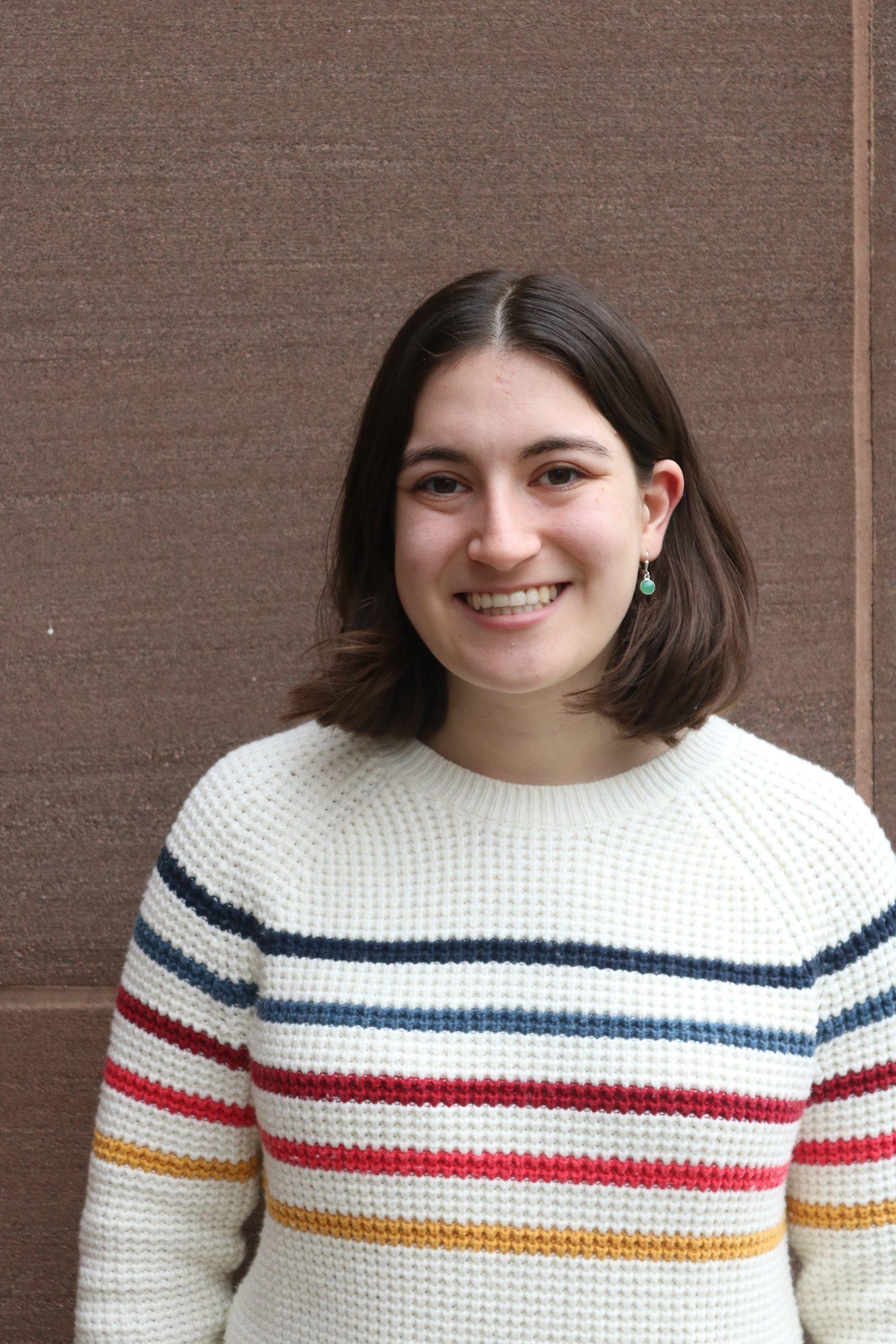 Undergraduate Profile: Maddie Bender (TD '20)