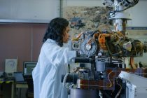 Science in the Spotlight: The Other Side of Mars