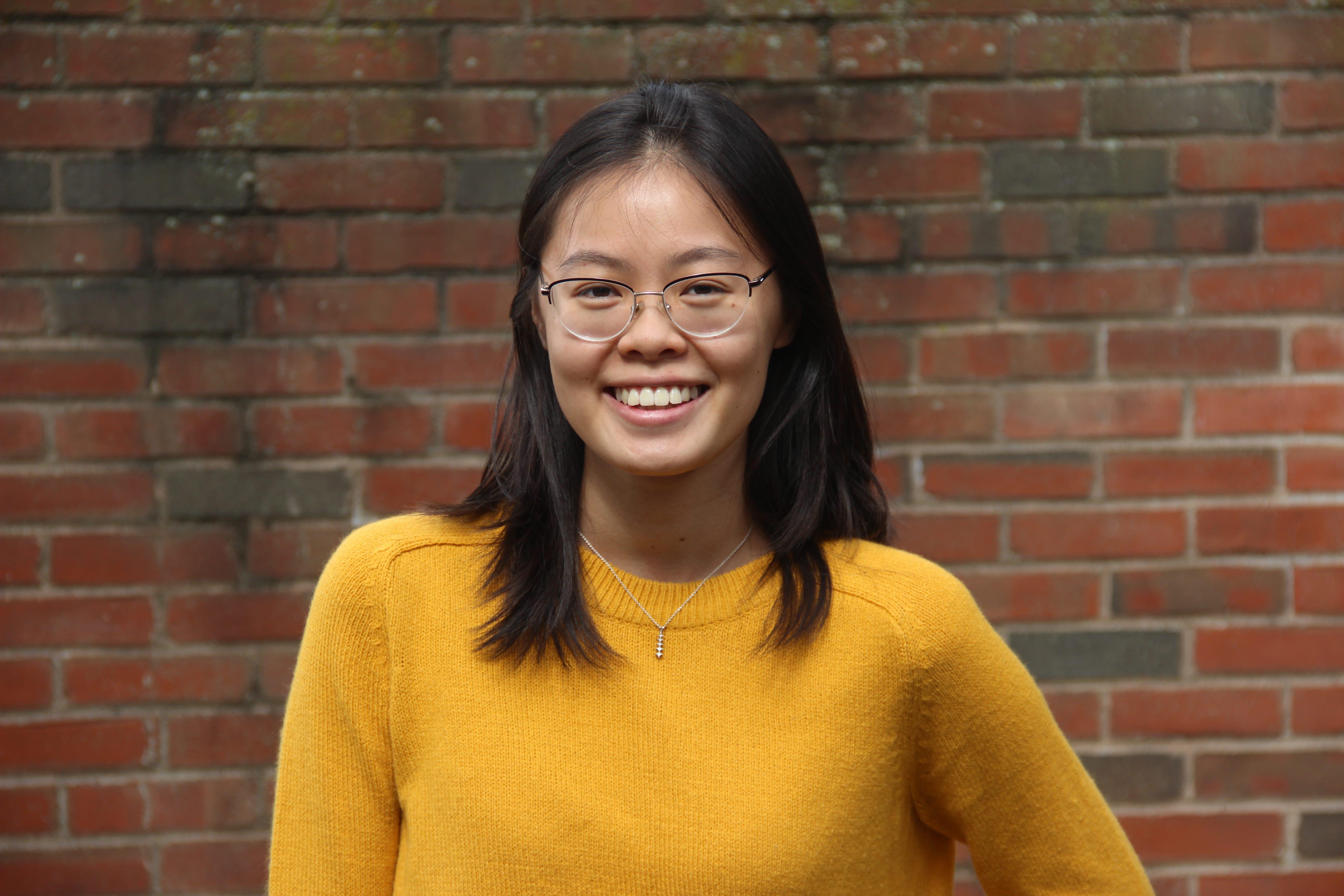 Undergraduate Profile: Valerie Chen (MY '20)