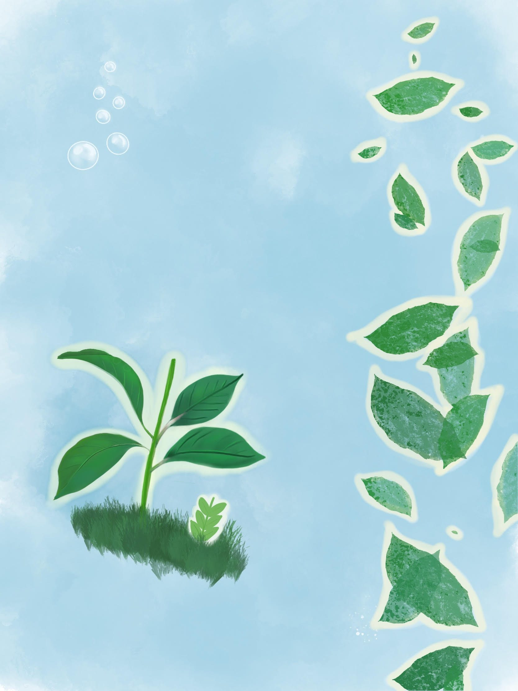 Keeping Dry Underwater: Learning Superhydrophobicity from Plants