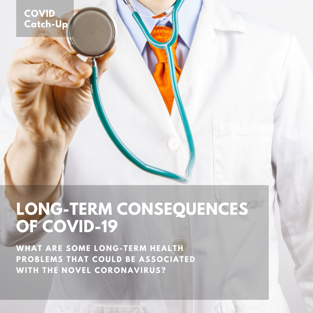 10/18 News Flash 8: Long-term Health Consequences of COVID-19